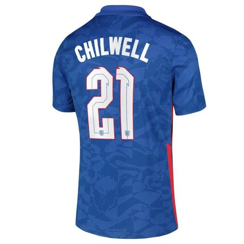 MAILLOT ANGLETERRE EXTERIEUR CHILWELL 2020-2021