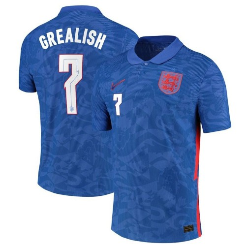 MAILLOT ANGLETERRE EXTERIEUR GREALISH 2020-2021